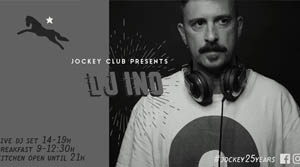 Jockey Club Salinas DJ Ino