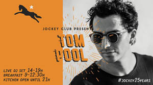 Jockey Club Salinas Tom Pool