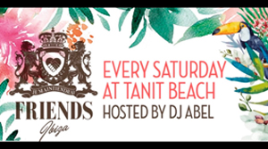Tanit Beach Friends Ibiza