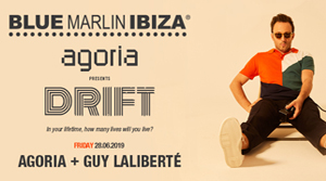 Blue Marlin Ibiza Drift